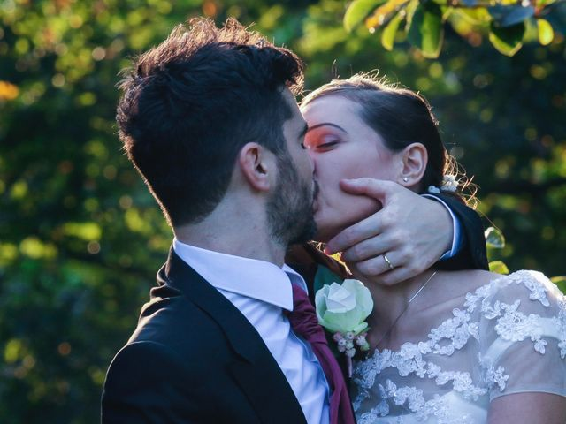 Il matrimonio di Davide e Irene a Milano, Milano 38