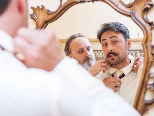 Il matrimonio di Daniele e Gaia a Capranica, Viterbo 7