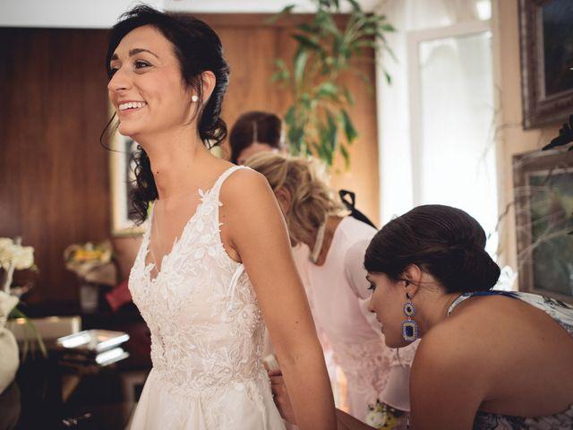 Il matrimonio di Alberto e Giulia a Sommacampagna, Verona 7