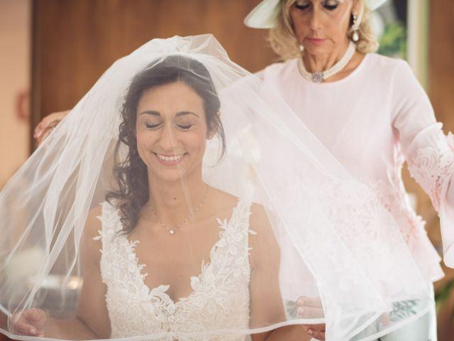 Il matrimonio di Alberto e Giulia a Sommacampagna, Verona 25