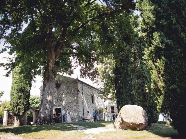 Il matrimonio di Alberto e Giulia a Sommacampagna, Verona 28