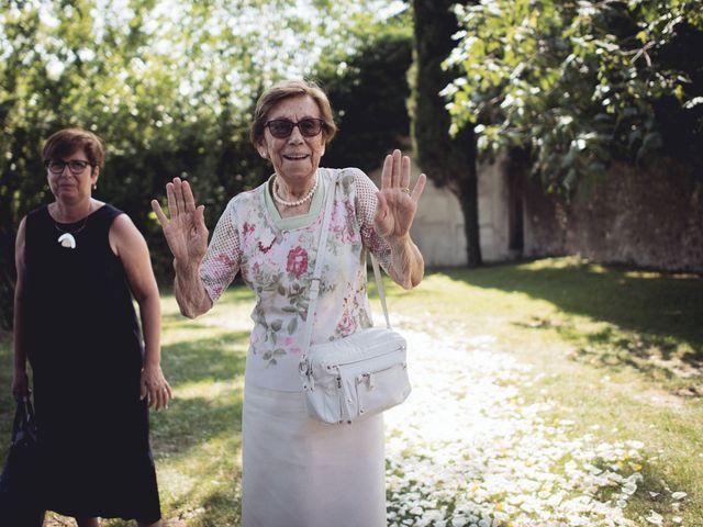Il matrimonio di Alberto e Giulia a Sommacampagna, Verona 31