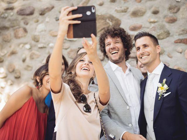 Il matrimonio di Alberto e Giulia a Sommacampagna, Verona 32