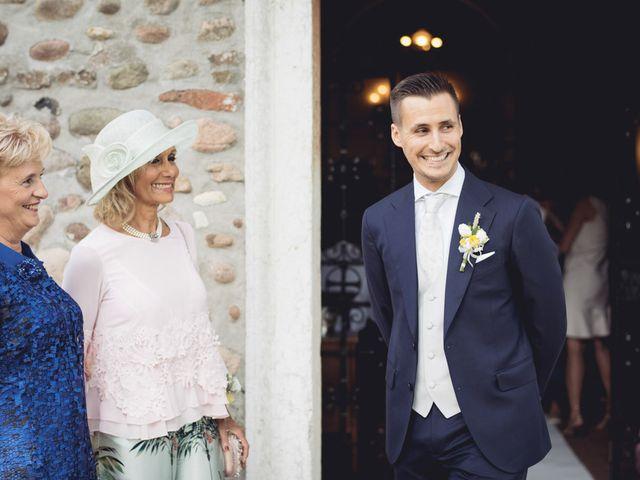 Il matrimonio di Alberto e Giulia a Sommacampagna, Verona 33