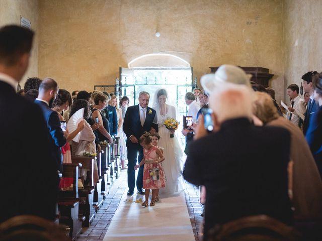 Il matrimonio di Alberto e Giulia a Sommacampagna, Verona 36
