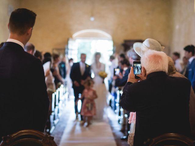 Il matrimonio di Alberto e Giulia a Sommacampagna, Verona 37
