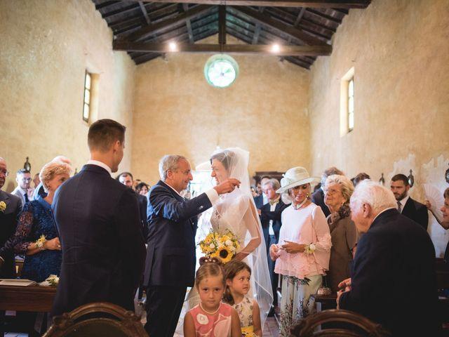 Il matrimonio di Alberto e Giulia a Sommacampagna, Verona 38