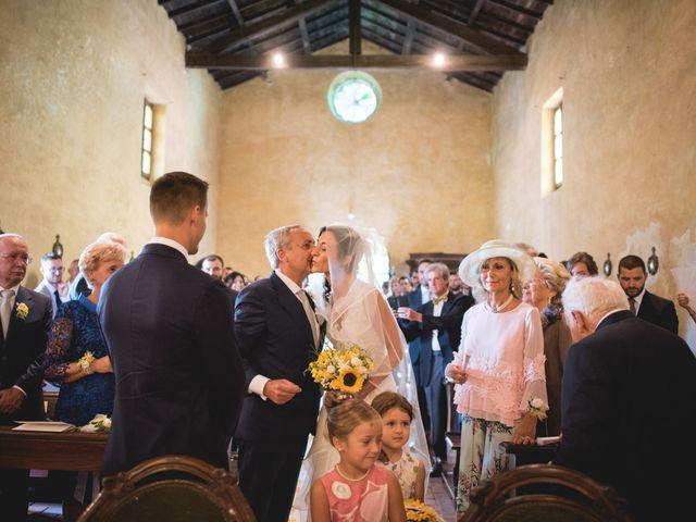 Il matrimonio di Alberto e Giulia a Sommacampagna, Verona 39
