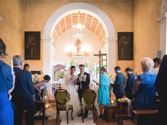 Il matrimonio di Alberto e Giulia a Sommacampagna, Verona 40
