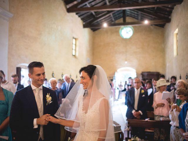 Il matrimonio di Alberto e Giulia a Sommacampagna, Verona 41