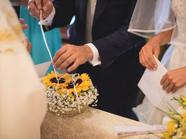 Il matrimonio di Alberto e Giulia a Sommacampagna, Verona 42
