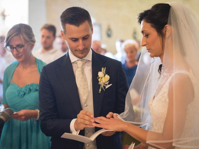 Il matrimonio di Alberto e Giulia a Sommacampagna, Verona 43
