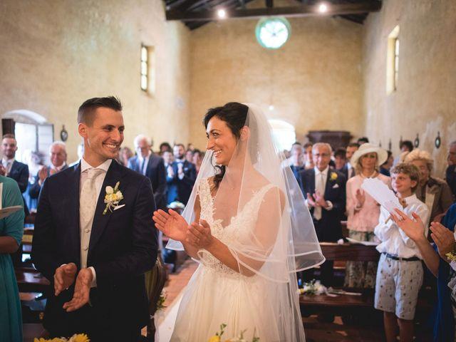Il matrimonio di Alberto e Giulia a Sommacampagna, Verona 44