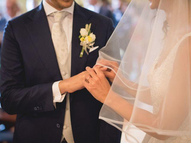 Il matrimonio di Alberto e Giulia a Sommacampagna, Verona 45