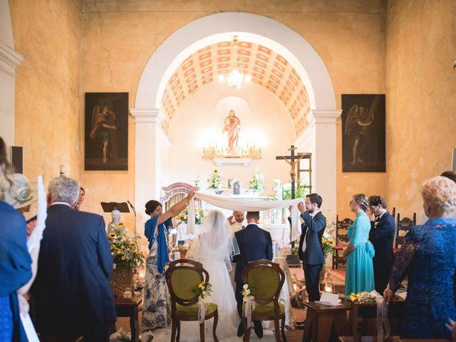 Il matrimonio di Alberto e Giulia a Sommacampagna, Verona 46