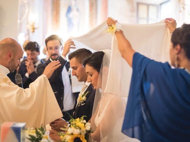 Il matrimonio di Alberto e Giulia a Sommacampagna, Verona 47