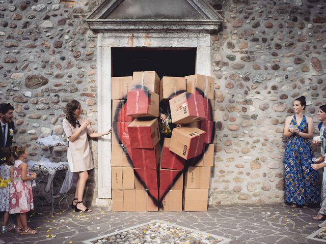 Il matrimonio di Alberto e Giulia a Sommacampagna, Verona 52