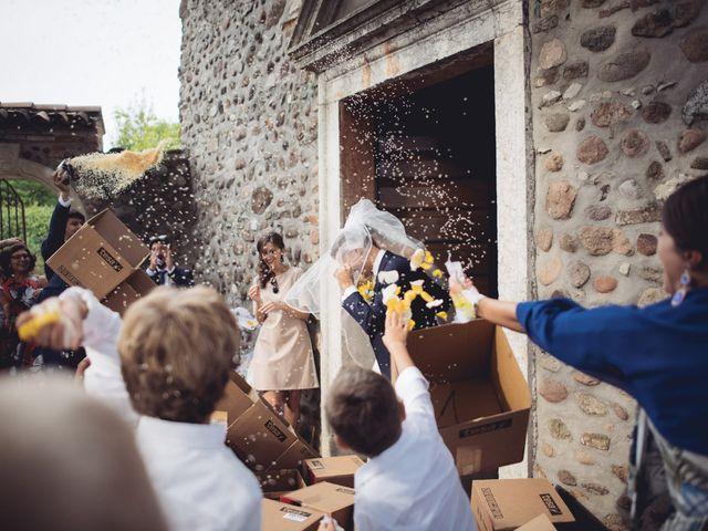 Il matrimonio di Alberto e Giulia a Sommacampagna, Verona 53