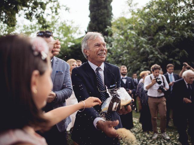 Il matrimonio di Alberto e Giulia a Sommacampagna, Verona 56