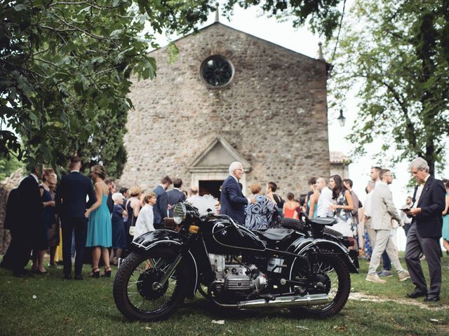 Il matrimonio di Alberto e Giulia a Sommacampagna, Verona 58