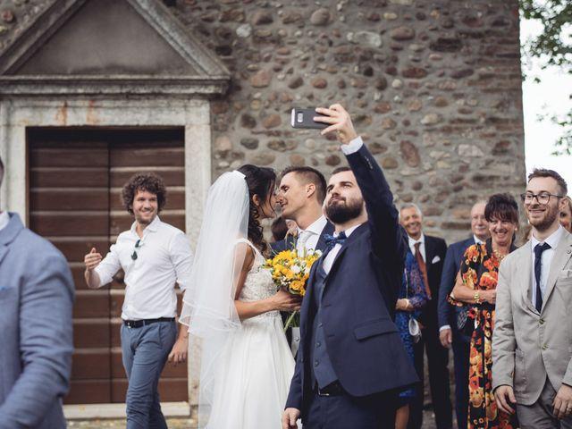 Il matrimonio di Alberto e Giulia a Sommacampagna, Verona 60