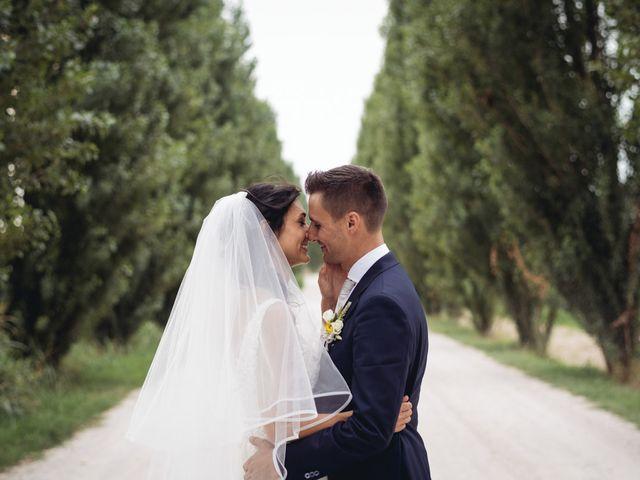 Il matrimonio di Alberto e Giulia a Sommacampagna, Verona 63