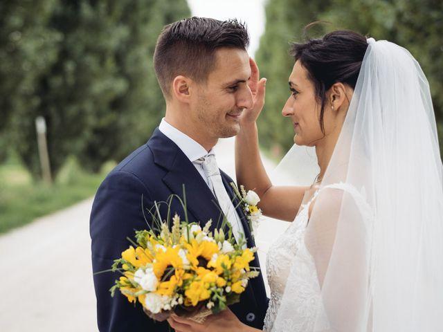 Il matrimonio di Alberto e Giulia a Sommacampagna, Verona 64