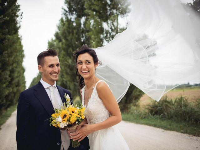 Il matrimonio di Alberto e Giulia a Sommacampagna, Verona 65