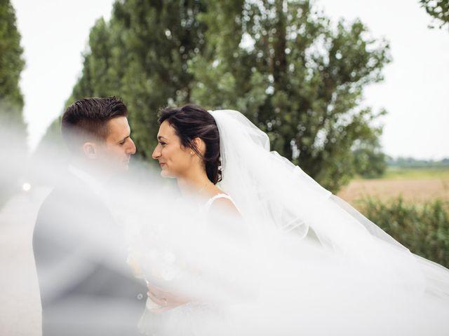Il matrimonio di Alberto e Giulia a Sommacampagna, Verona 66