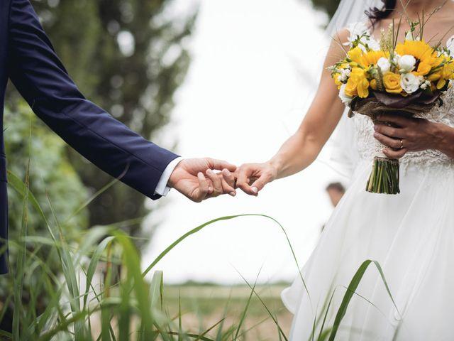 Il matrimonio di Alberto e Giulia a Sommacampagna, Verona 67