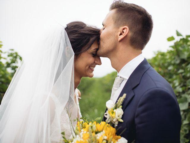Il matrimonio di Alberto e Giulia a Sommacampagna, Verona 69