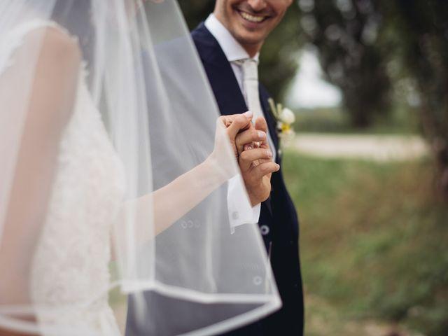 Il matrimonio di Alberto e Giulia a Sommacampagna, Verona 1