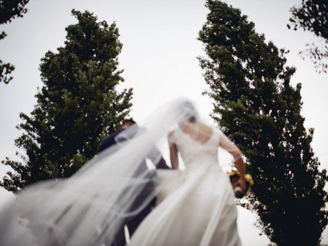 Il matrimonio di Alberto e Giulia a Sommacampagna, Verona 73