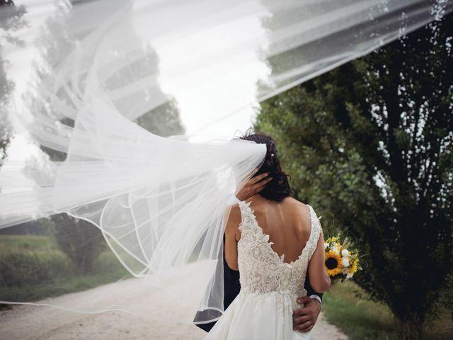 Il matrimonio di Alberto e Giulia a Sommacampagna, Verona 74