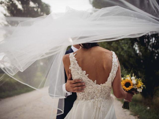 Il matrimonio di Alberto e Giulia a Sommacampagna, Verona 75