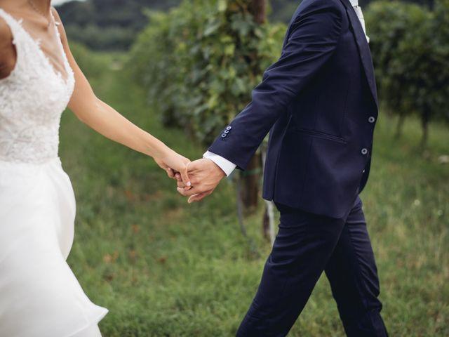 Il matrimonio di Alberto e Giulia a Sommacampagna, Verona 78