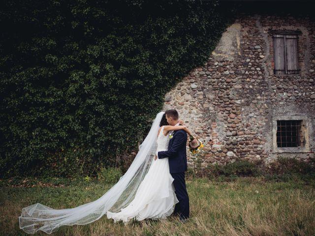 Il matrimonio di Alberto e Giulia a Sommacampagna, Verona 79