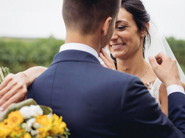 Il matrimonio di Alberto e Giulia a Sommacampagna, Verona 80