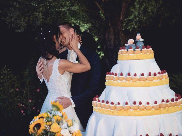 Il matrimonio di Alberto e Giulia a Sommacampagna, Verona 86