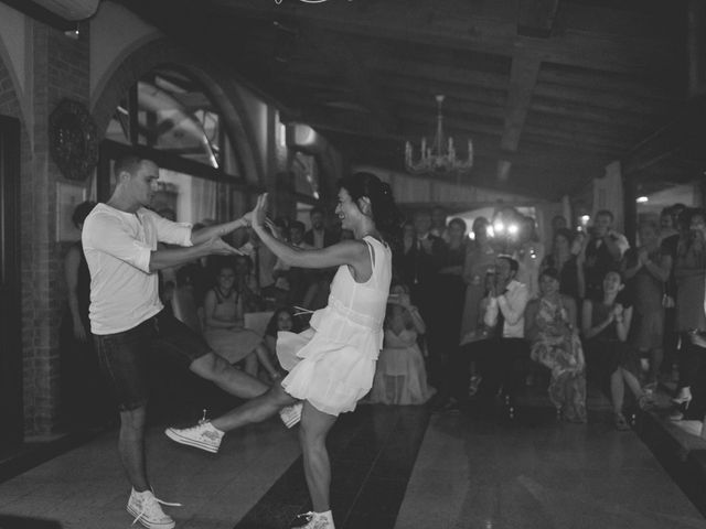 Il matrimonio di Alberto e Giulia a Sommacampagna, Verona 92