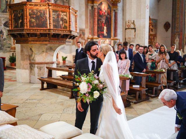 Il matrimonio di Luca e Claudia a Asola, Mantova 1