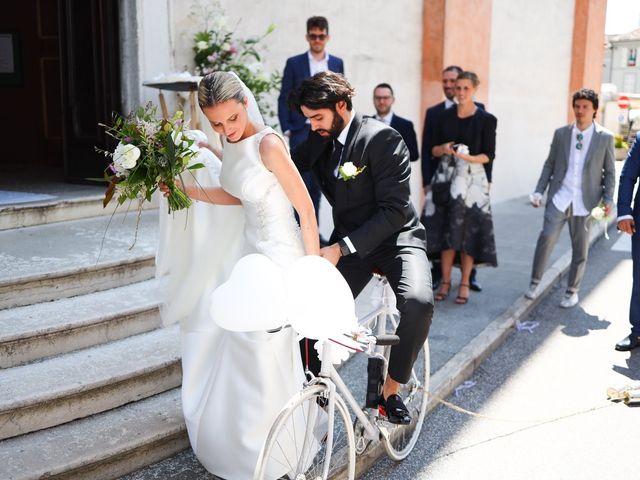 Il matrimonio di Luca e Claudia a Asola, Mantova 10