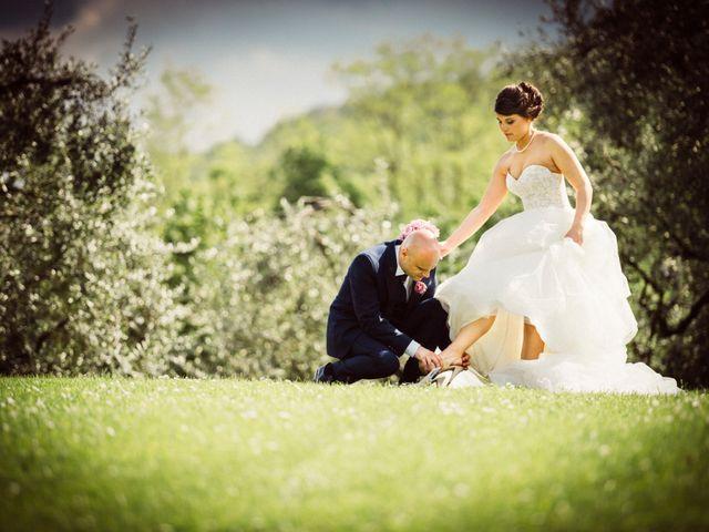 Il matrimonio di Matteo e Noemi a Manerbio, Brescia 11