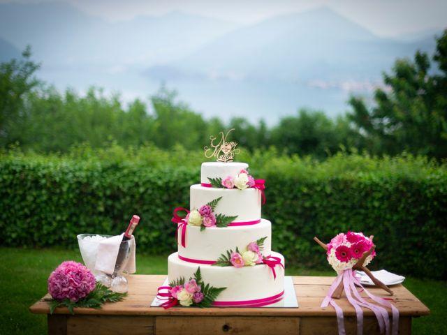 Il matrimonio di Matteo e Noemi a Manerbio, Brescia 12