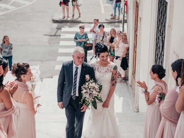 Il matrimonio di Michael e Marta a Livorno, Livorno 24
