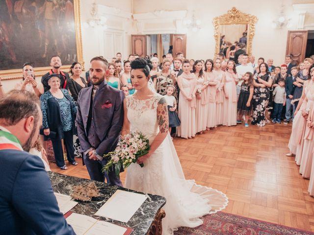 Il matrimonio di Michael e Marta a Livorno, Livorno 27