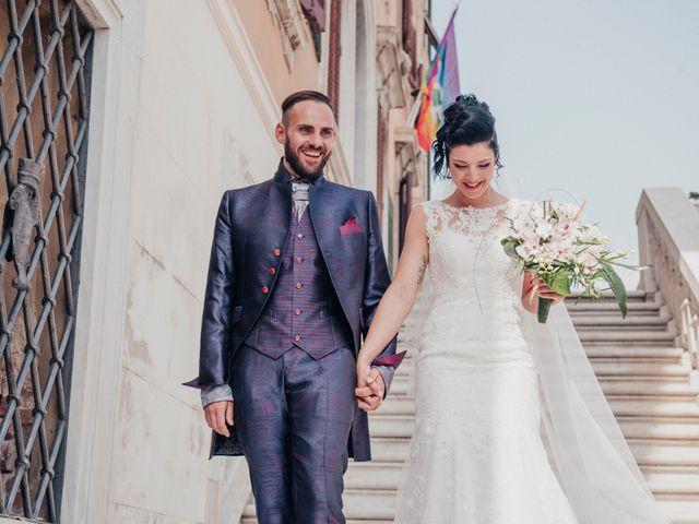 Il matrimonio di Michael e Marta a Livorno, Livorno 35