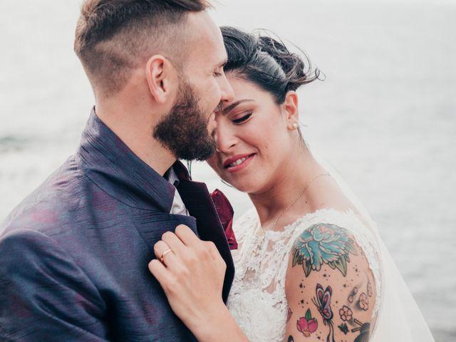 Il matrimonio di Michael e Marta a Livorno, Livorno 39