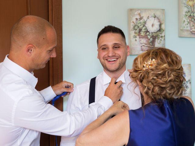Il matrimonio di Simone e Sara a Arcisate, Varese 3