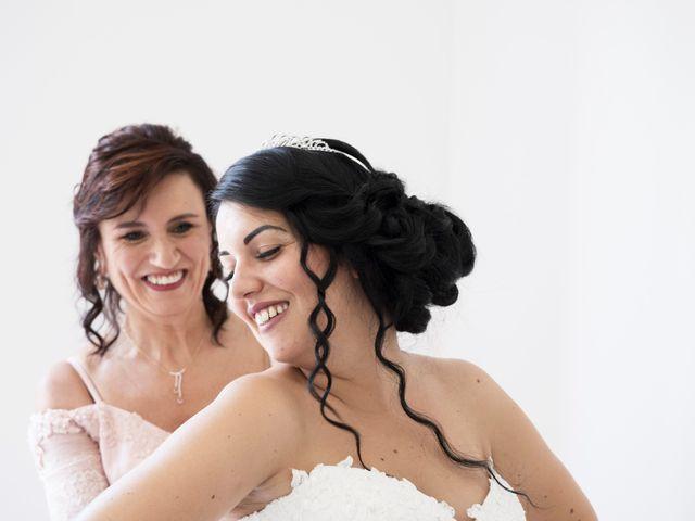 Il matrimonio di Simone e Sara a Arcisate, Varese 12